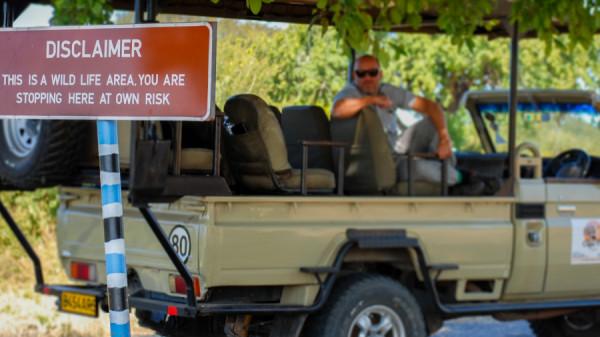 Botswana Safari tours - transportation