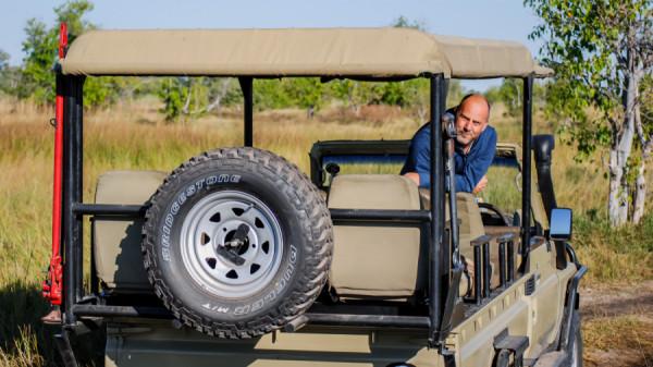 4 by 4 Safari Jeep - Botswana Safari Tours